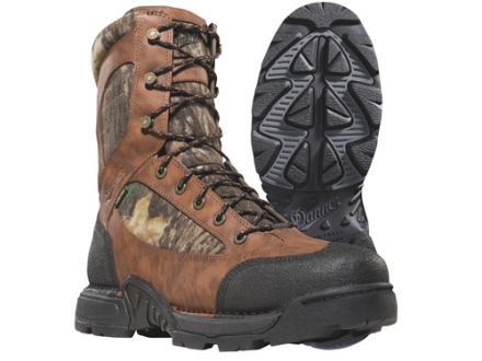 Danner Pronghorn GTX 8&quot; Waterproof 400 Gram Insulated Hunting Boots Leather and Nylon
