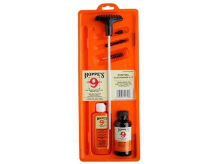 Hoppe&#39;s Pistol Cleaning Kit 40, 10mm Caliber