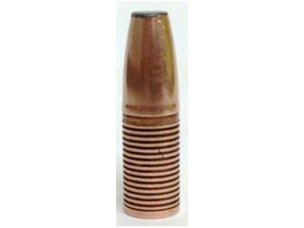 North Fork Bullets 348 Caliber (348 Diameter) 230 Grain Bonded Flat Point Solid Box of 50