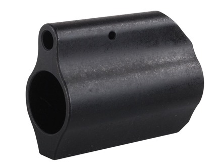 Midwest Industries Low Profile Gas Block AR-15, LR-308 Lightweight Barrel .625&quot; Inside Diameter Matte