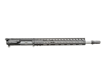 "Noveske AR-15 N4 Lo-Pro A3 Flat-Top Upper Assembly 300 AAC Blackout (7.62x35mm) 1 in 7"" Twist 16"" Barrel Stainless Steel with NSR-13.5 Free Float Handguard, AAC Blackout Flash Hider"