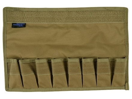 California Competition Works 8 Pistol Magazine Storage Pouch Nylon