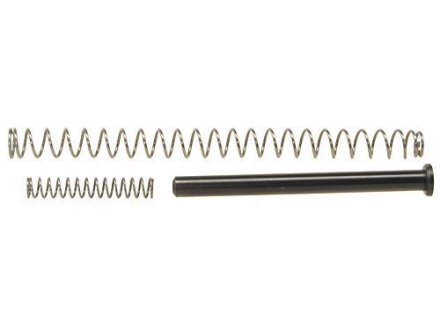 "Wolff Steel Guide Rod and Recoil Spring S&W M&P 9mm Luger, 357 Sig, 40 S&W 4-1/4"" Barrel 24 lb Extra Power"