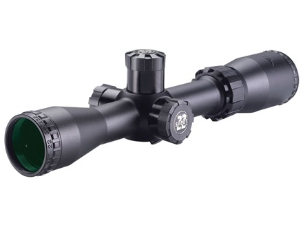BSA Sweet 22 Rimfire Rifle Scope 2-7x 32mm Side Focus Duplex Reticle Matte