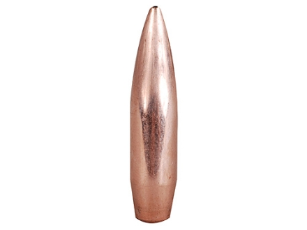 Nosler Custom Competition Bullets 30 Caliber (308 Diameter) 190 Grain Hollow Point Boat Tail