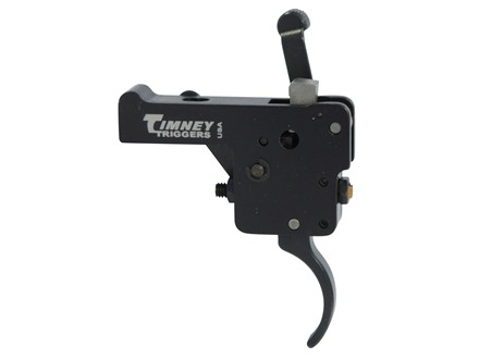 Timney Rifle Trigger Weatherby Vanguard, Howa 1500, Mossberg 1500, S&amp;W 1500 with Safety 1-1/2 to 4 lb Blue
