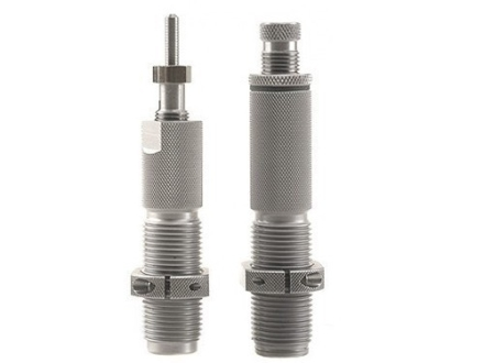 Hornady Custom Grade New Dimension 2-Die Set 22-250 Remington Ackley Improved 40-Degree Shoulder