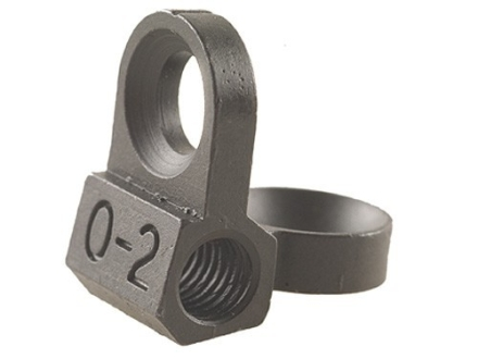 DPMS Rear Sight Aperture AR-15 A2 Matte