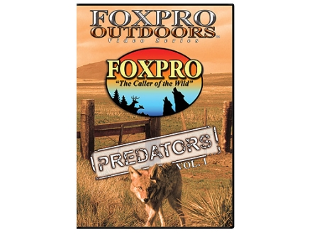 FoxPro Outdoors Predator DVD