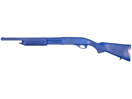 BlueGuns Firearm Simulator Remington 870 Polyurethane Blue
