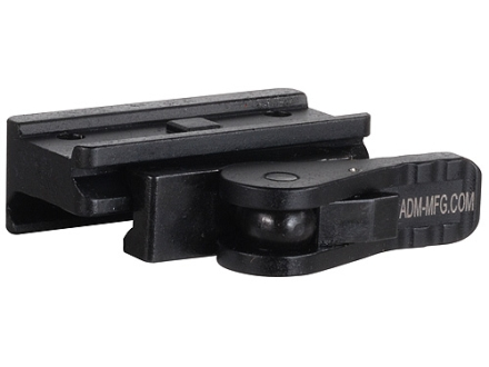 American Defense AD-T1-L Quick-Release Aimpoint Micro Sight Mount Picatinny-Style Matte