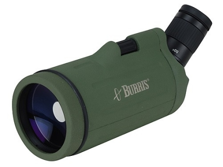 Burris Xtreme Tactical Spotting Scope 25-75x 70mm Rubber Armored Green