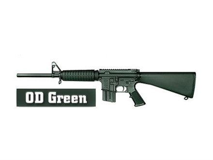 Lauer DuraCoat Firearm Finish OD Green 8 oz