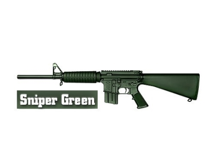 Lauer DuraCoat Firearm Finish Sniper Green 4 oz