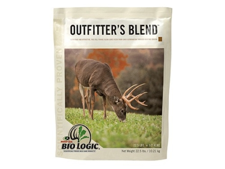 BioLogic Outfitter's Blend Annual Food Plot Seed 22.5 lb