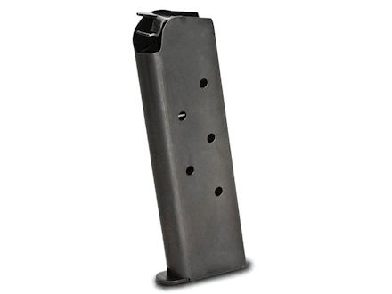 Springfield Armory Magazine 1911 Government, Commander 45 ACP 7-Round Steel Blue