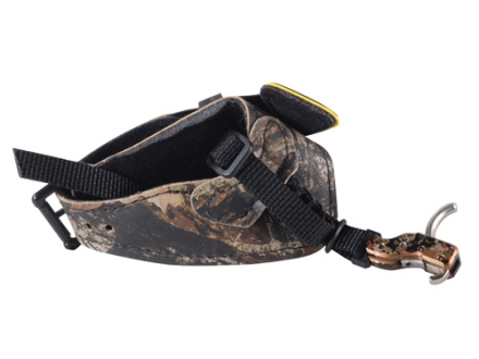 Tru-Fire Hardcore Web Forward Trigger Bow Release Web Wrist Strap Camo