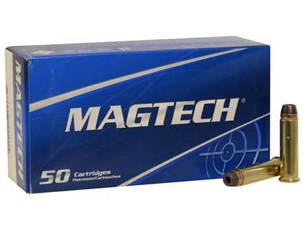 Magtech Sport Ammunition 357 Magnum 158 Grain Semi-Jacketed Hollow Point Box of 50