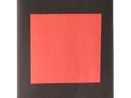 "Lyman Hot Squares 3"" Self-Adhesive Red Package of 20"