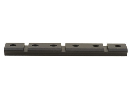 Durasight Z-2 Alloy 1-Piece Weaver-Style Scope Base CVA In-line Muzzleloaders, Winchester Apex, New Frontier Beartooth Matte