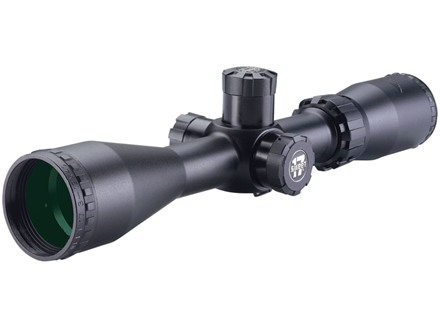 BSA Sweet 17 Rimfire Rifle Scope 3-12x 40mm Side Focus Duplex Reticle