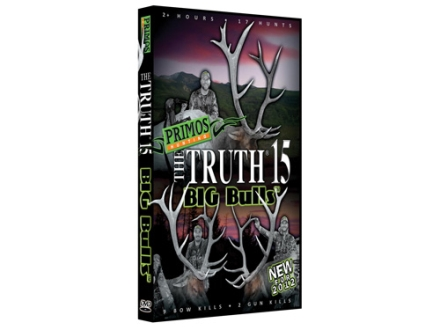 "Primos ""The Truth 15, BIG Bulls"" DVD"