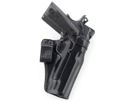 Galco N3 Inside the Waistband Holster 1911 Commander Leather Black