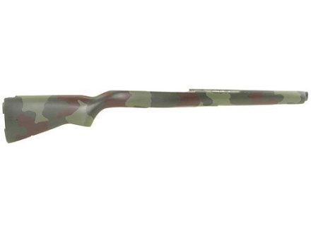 McMillan M1A Match Rifle Stock Fiberglass Semi-Inletted