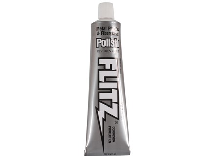 Flitz Paste Metal Polish 1.76 oz Tube