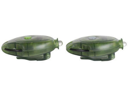 Primos Cap Light Pack of 2 Polymer Olive Drab