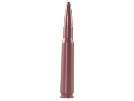 A-ZOOM Action Proving Dummy Round, Snap Cap 50 BMG Aluminum Package of 1
