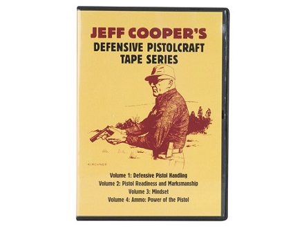 &quot;Jeff Cooper&#39;s Defensive Pistolcraft Series&quot; 2 DVD Set