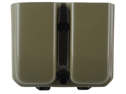 Blade-Tech Double Magazine Pouch Right Hand Double Stack Magazines Tek-Lok Kydex Olive Drab