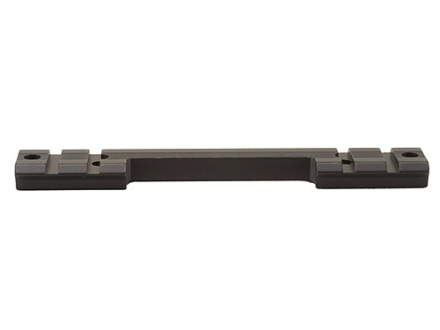 Ironsighter 1-Piece Weaver-Style Scope Base Browning A-Bolt Short Action Matte
