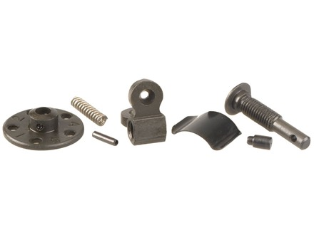 DPMS Rear Sight Assembly AR-15 A1 Matte