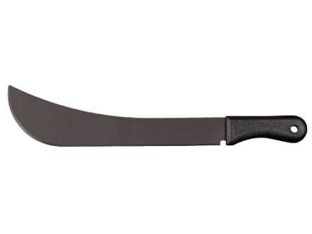 "Cold Steel Panga Machete 16"" 1055 Carbon Steel Black Blade Polypropylene Handle Black"