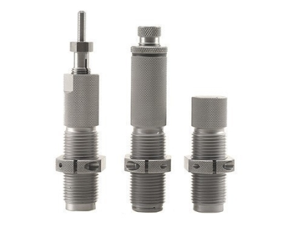 Hornady Custom Grade New Dimension Nitride 3-Die Set 32 S&W Long, 32 H&R Magnum, 327 Federal Magnum