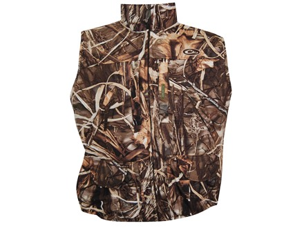 Drake Men&#39;s MST Refuge HS Vest Polyester