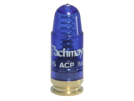 Pachmayr Snap Cap 45 ACP Polymer Package of 5