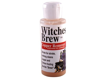 Holland&#39;s Witches Brew Copper Bore Cleaning Solvent 2oz Liquid