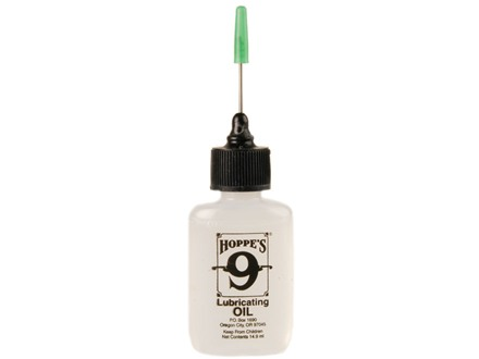 Hoppe's #9 Gun Oil 1/2 oz Liquid