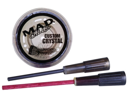 M.A.D. Super Crystal Pot Turkey Call