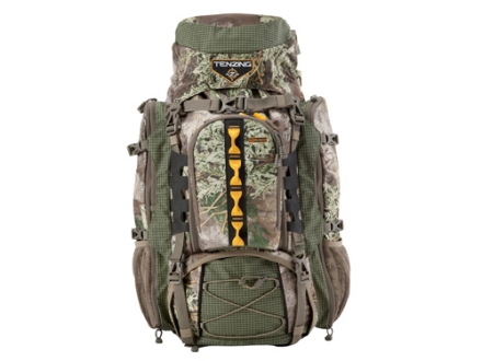 Tenzing TZ 6000 Backpack Nylon Ripstop Realtree Max-1 Camo