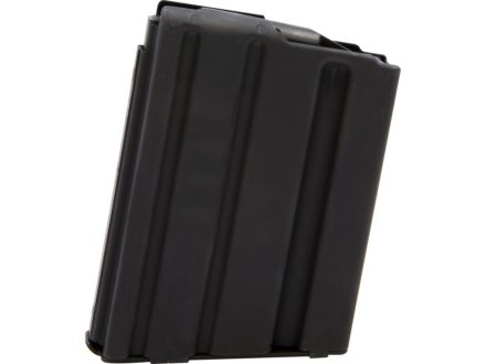 AR-Stoner Magazine AR-15 223 Remington 5-Round with Anti Tilt Follower Stainless Steel Black