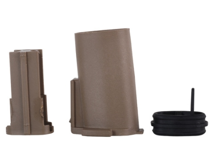 MagPul MIAD, MOE, MOE Plus Pistol Grip Core AR-15 Holds 2 AA, AAA or N Batteries Polymer