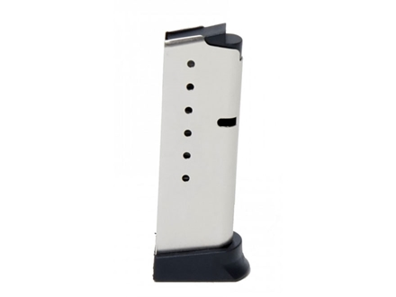 ProMag Magazine Kahr K40 40 S&amp;W 7-Round Steel Silver