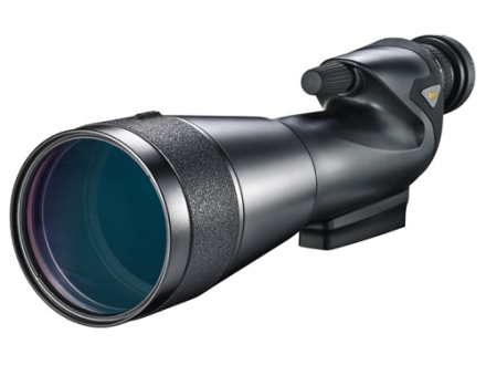 Nikon Prostaff 5 Spotting Scope 20-60x 82mm Straight Body Armored Black