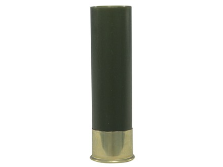 "Fiocchi Shotshell Hulls 12 Gauge 3"" Primed Unskived Bag of 100"