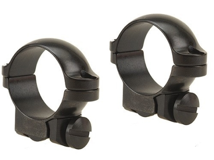"Leupold 1"" Ring Mounts Ruger #1, 77/22 Gloss Low"