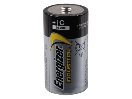 Energizer Battery C Industrial Alkaline EN93 Pack of 12